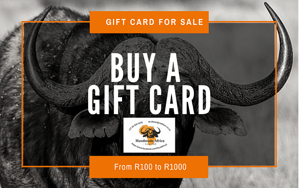 Hunt Africa Leather Gift Card